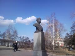 Памятник Белобородову
